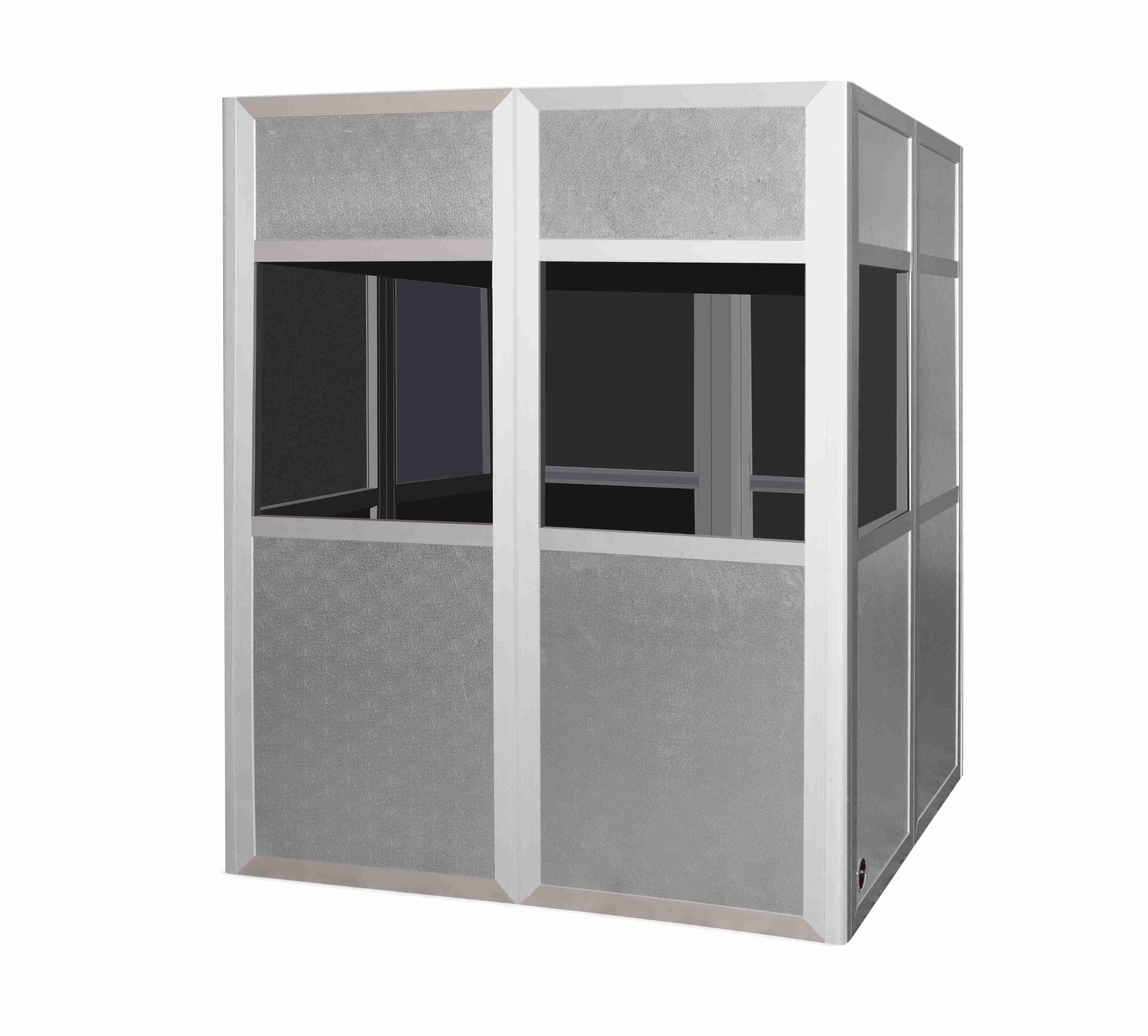 cabina de traducción iso4043