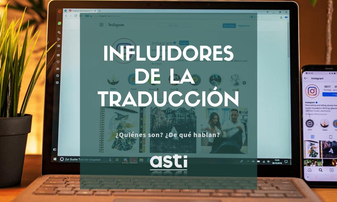 influencers traducción