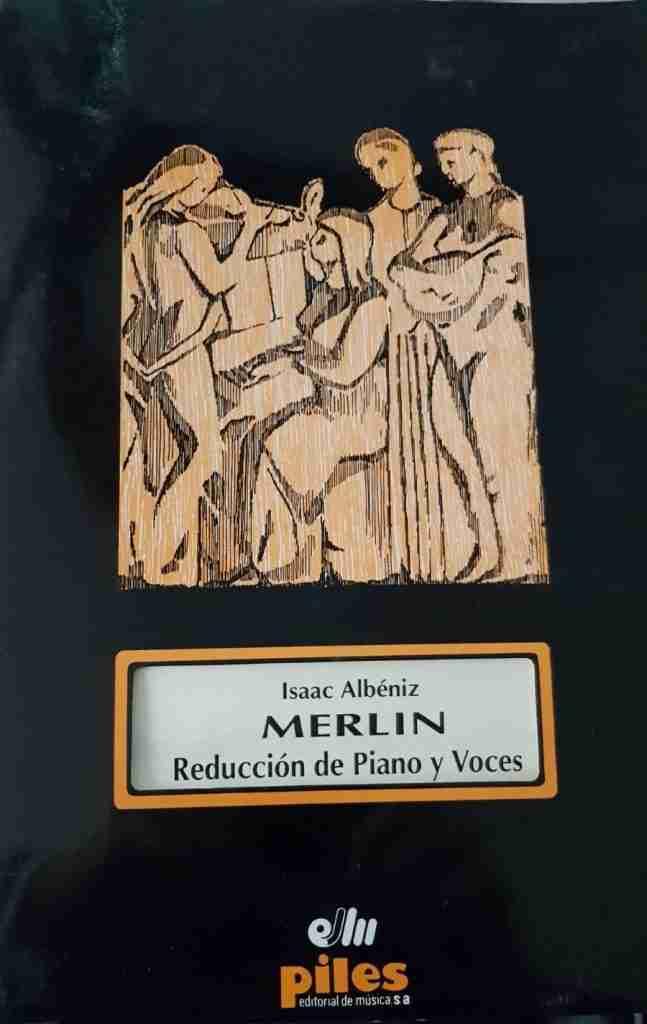 traducción libreto ópera Merlín