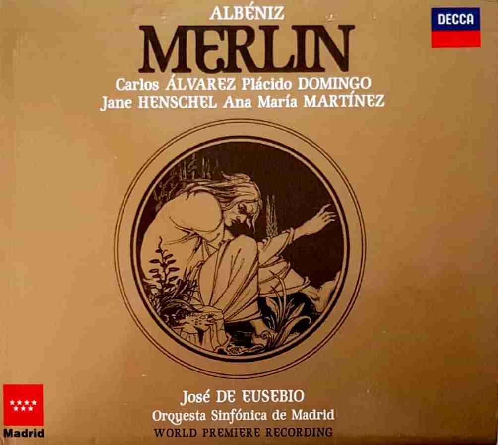 traducción libreto de ópera merlín