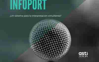 Sistema Infoport: ¿lo ideal para la interpretación simultánea?