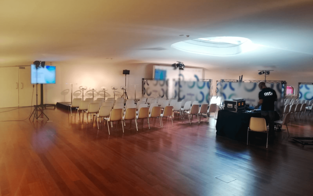 Auditorio silencioso – Junio de 2019