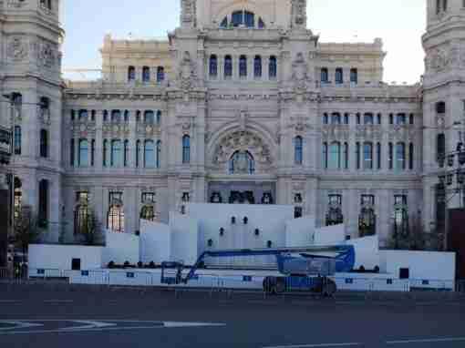 Cabalgata de los SS. MM. los Reyes Magos de Madrid