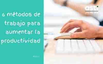 6 métodos para mejorar la productividad para traductores