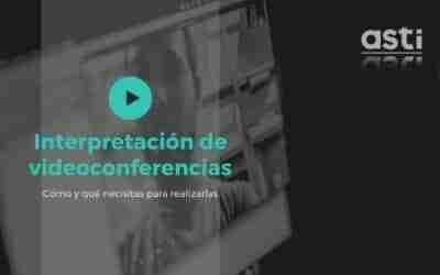 Videoconferencias multidioma