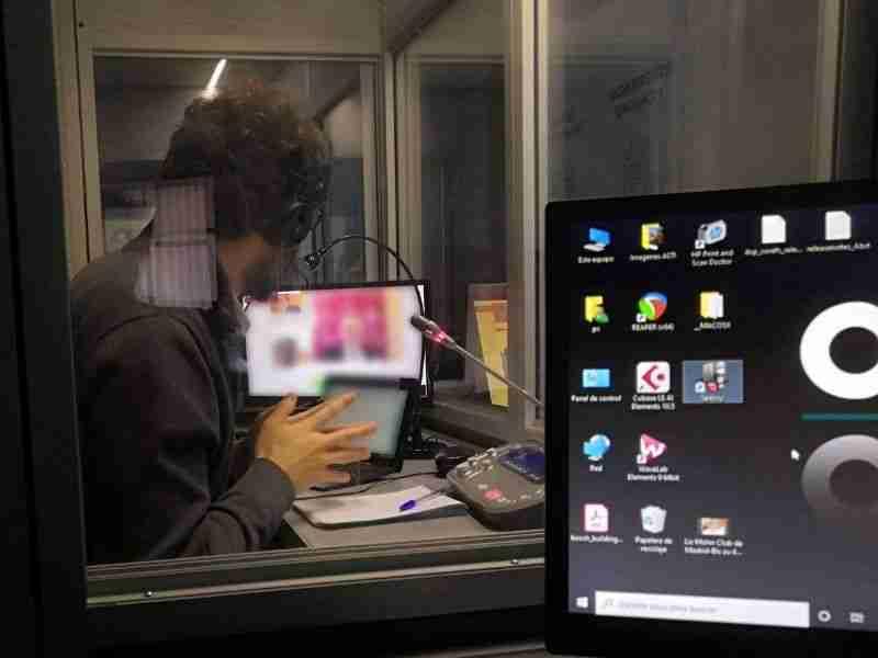 hub de interpretación simultánea remota para streaming
