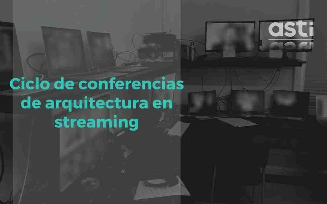 Traducción simultánea remota para conferencias de arquitectura