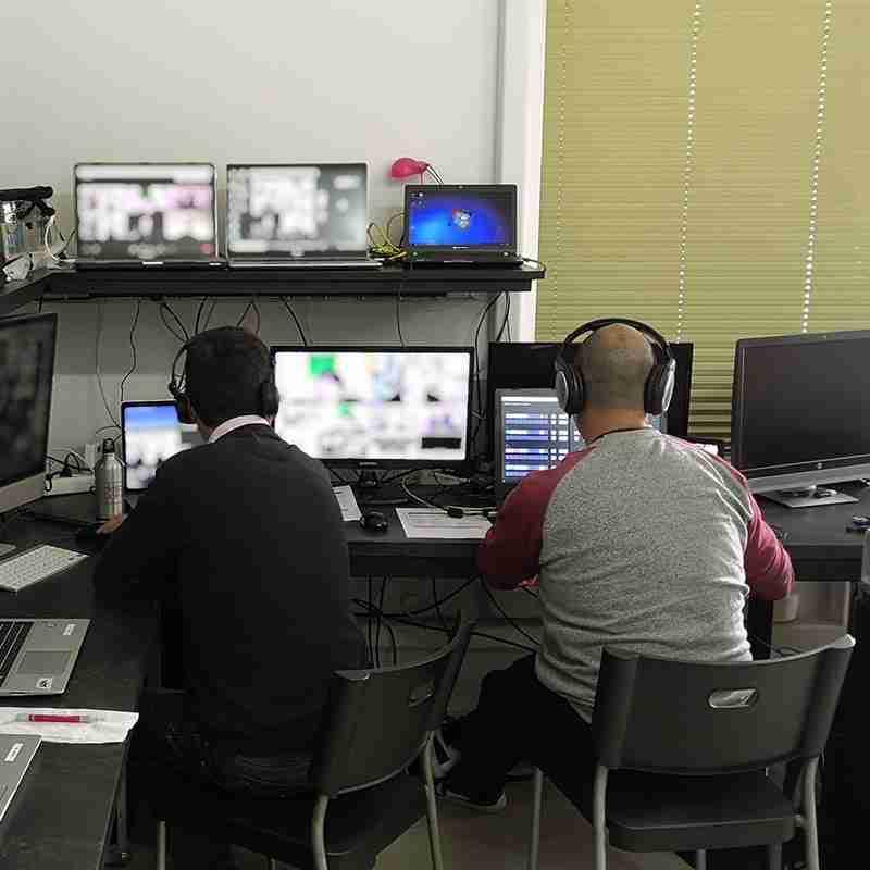 conferencias culturales en Zoom - producción de vídeo