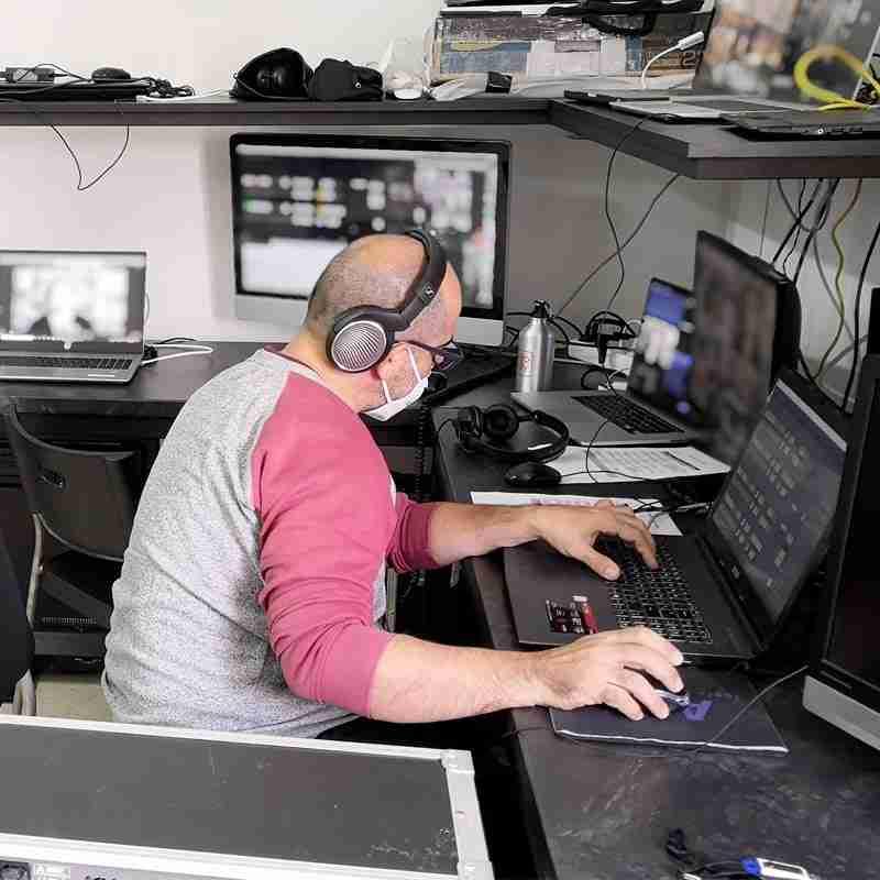 produccion de video videoconferencia Zoom